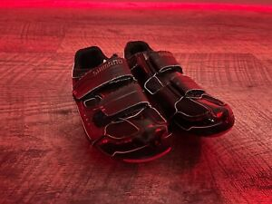 SHIMANO ROAD SHOES - Shimano R065 (used) + LOOK KEO (new) or SPD cleats (new)