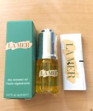 La Mer The Renewal Oil 0.17oz 5ml Brand New In Box Authentic Luxury Fresh BNIB