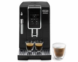 Delonghi Dinamica ECAM350.15.B Black Coffee Machine