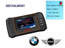 iCarSoft BM II BMII BM2 BMW/MINI Code Scanner & Reset Tool OBD 2 NIB!