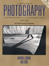 A Short Course in Photography: An Introduction to Black and White Phot-ExLibrary