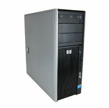 HP Z400 Workstation - Xeon E5504 2.0GHz QC 4GB 250GB FX1700 W10Pro