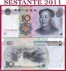 CHINA / CINA - 10 YUAN 2005 MAO TZE TUNG - P 904 - FDS / UNC