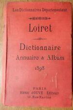 Livres anciens et de collection XIXème sur dictionnaires