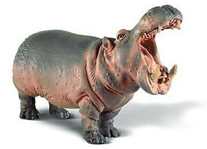 NEW SCHLEICH 14132 African Hippopotamus Male - Wild Life - RETIRED
