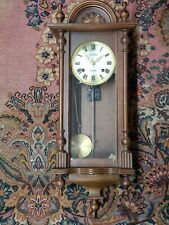 CENTURION 35 Day Wind Up Clock. Never used, has some wear from storage. See pics