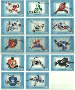 2015-16 UPPER DECK TIM HORTONS ABOVE THE ICE - Pick Singles - Finish Your Set BV