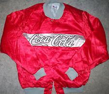 Classic Speedline Satin Jacket - Coca-Cola Xl