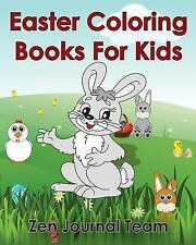 Easter Coloring Books for Kids : 2016 Easter Coloring Pages for Hours of Fun...