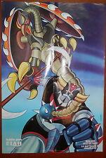 LE BATTAGLIE DI GOLDRAKE Poster N 2 Elah 1978 ATLAS UFO ROBOT