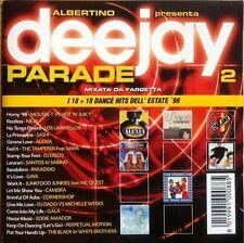 DEEJAY PARADE -  Vol 2 - CD usato/used