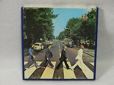 THE BEATLES ABBY ROAD Reel To Reel Tape US Original Track 7 1/2 IPS Stereo Rare