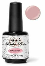 NSI Rubber Base Opaque Pink - .5 oz (15 mL) - N6942