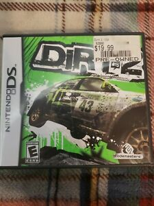 DiRT 2 Nintendo DS Game and Case Send Offer