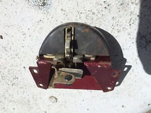 Rolls Royce Silver Shadow, Bentley T1 ;  Boot or Trunk Lid Latch Early Style