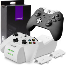 Xbox One Controller Charger Dock Charging Station Rechargeable Battery Stand