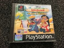 Disney Lilo Stitch Trouble in Paradise  Playstation   Ps1 playstation GC