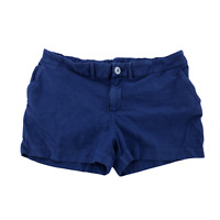 Chubbies Womens Blue Shorts Queen of the Castle Size 12 NWOT