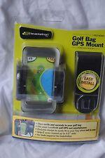 Golf Bag GPS Mount Clips fits most handheld smartphones mobile Pro Series app