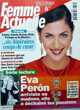 Mag 1997: EVA PERON_RICHARD ANCONINA_CINDY CRAWFORD