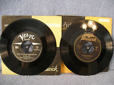 2 records 1 price Ella Fitzgerald, Lullaby of Birdland / Give Anything But Love
