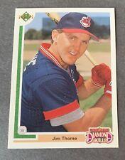 Jim Thome 1991 Upper Deck Final Edition #17F 1st RC Rookie HOF