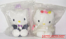Hello Kitty Dear Daniel HK McDonald's Wisdom of Love Plush Doll Wedding Set of 2