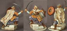 Tin toy soldiers ELITE painted 54mm Arab Warrior, 1250