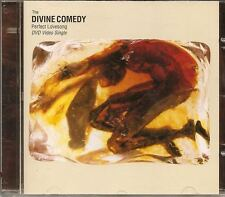 DIVINE COMEDY Perfect Lovesong UK 5 TRACK DVD SINGLE