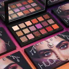 2018 New Huda Beauty Desert Dusk Eye Shadows Palette Eye Shadows 18 Colors HOT