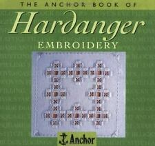 Ribbon Embroidery (The Anchor Book) by Whiting, Sue