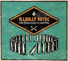 ILLBILLY HITEC - ONE THING LEADS TO ANOTHER LIMITIERT  CD NEU