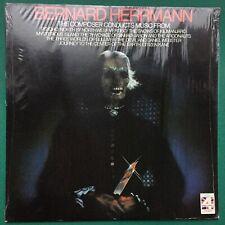 Bernard Herrmann's PSYCHO (AND OTHER FILM SCORES) LP Vertigo Sinbad Citizen Kane
