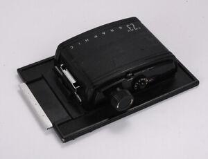 Graflex Rollfilm Hintere 23 Für 6X9 Auf 120 Film (Für 4X5 Graflok)/ 216534