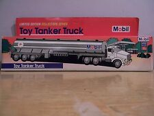 1993 Mobil Toy Tanker Truck Limited Edition (New in Box)