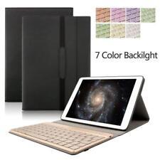 """Samsung Galaxy Tab A 10.1"""" SM-T580 Boriyuan Folio Leather Case+Wireless Keyboard"""