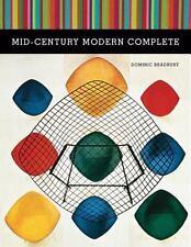 Mid-Century Modern Complete by Dominic Bradbury (2014, Hardcover)