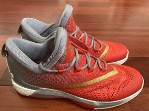 Adidas Crazylight Boost 2.5 Low Men's Size 10 Andrew Wiggins AQ8468