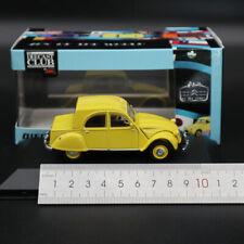 New ListingIxo 1:43 Citroen 2Cv Citroneta 1970 Chile Diecast Toys Car Model Limited Edition