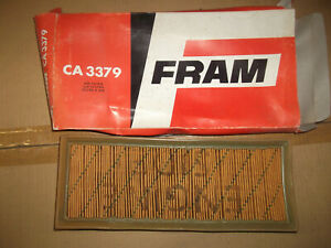VOLVO PV AMAZON 140 160 SERIES  NEW  AIR FILTER