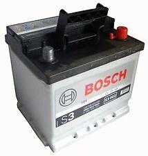 Bosch batteria per auto S3002 45 Ah dx pronta all'uso spunto 400 A