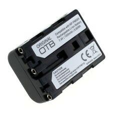 Original OTB Accu Batterij Sony NP-FM50 Akku Battery Bateria - 1300mAh 7.4V