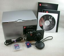 Leica D-LUX 3 Digital Compact Camera 10.2 MP + Case and Box No. 3171870