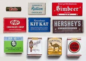 SELECT YOUR WW2 Rations Chocolate Reenactor - Repro British American, German US