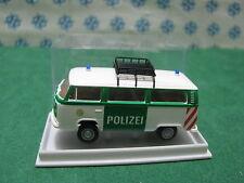 """VOLKSWAGEN   Serie 2   """"Polizei"""" BV          -  1/87  Brekina"""