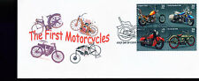 2006 FDC - Scott# 4095-95 - Motorcycles - ??? Cachet  UA