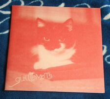 """THE GUILLEMOTS  A SAW SUCH THINGS IN MY SLEEP  2005 UK 10"""", HAND NUMBERED 009"""