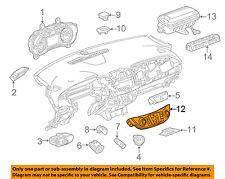 Chevrolet GM OEM 16-17 Malibu-Dash Control Unit 84178407