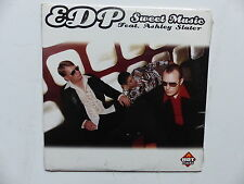 CD Single EDP feat ASHLEY SLATER Sweet Music 3297750006612