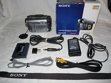New ListingSony Pal Dcr-Trv285E Pal Digital8 Digital 8 Camcorder Vcr Player Video Transfer